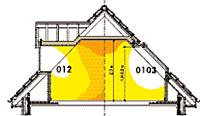 Мансардный этаж определение по СНИП